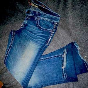 BKE Rachel Bootcut Jeans